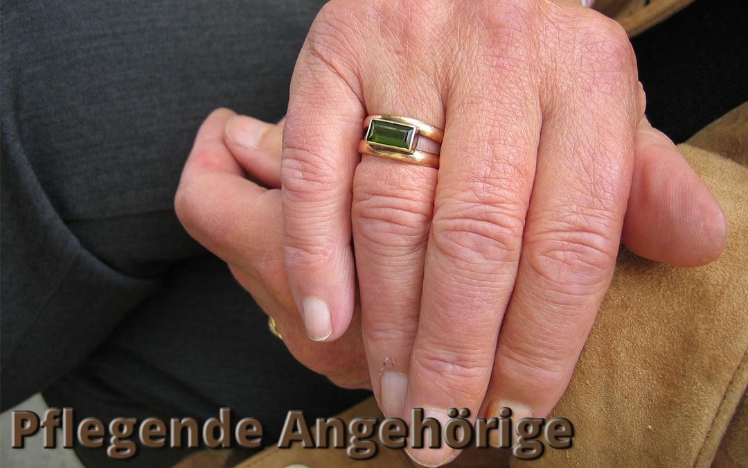 Therapeutische Unterstützung von pflegenden Angehörigen